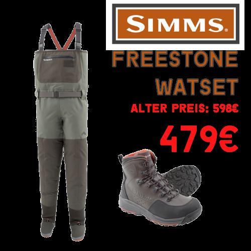 Simms Freestone Set